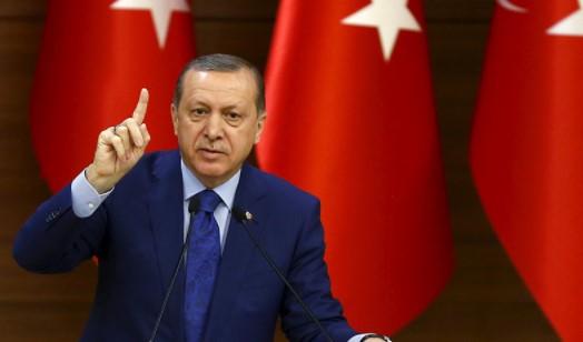 Erdogan Desak Negara Barat Tolak Tiga Penyakit Anti-Islam