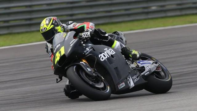 Espargaro Tak Sabar Ikut di Tes Pramusim MotoGP