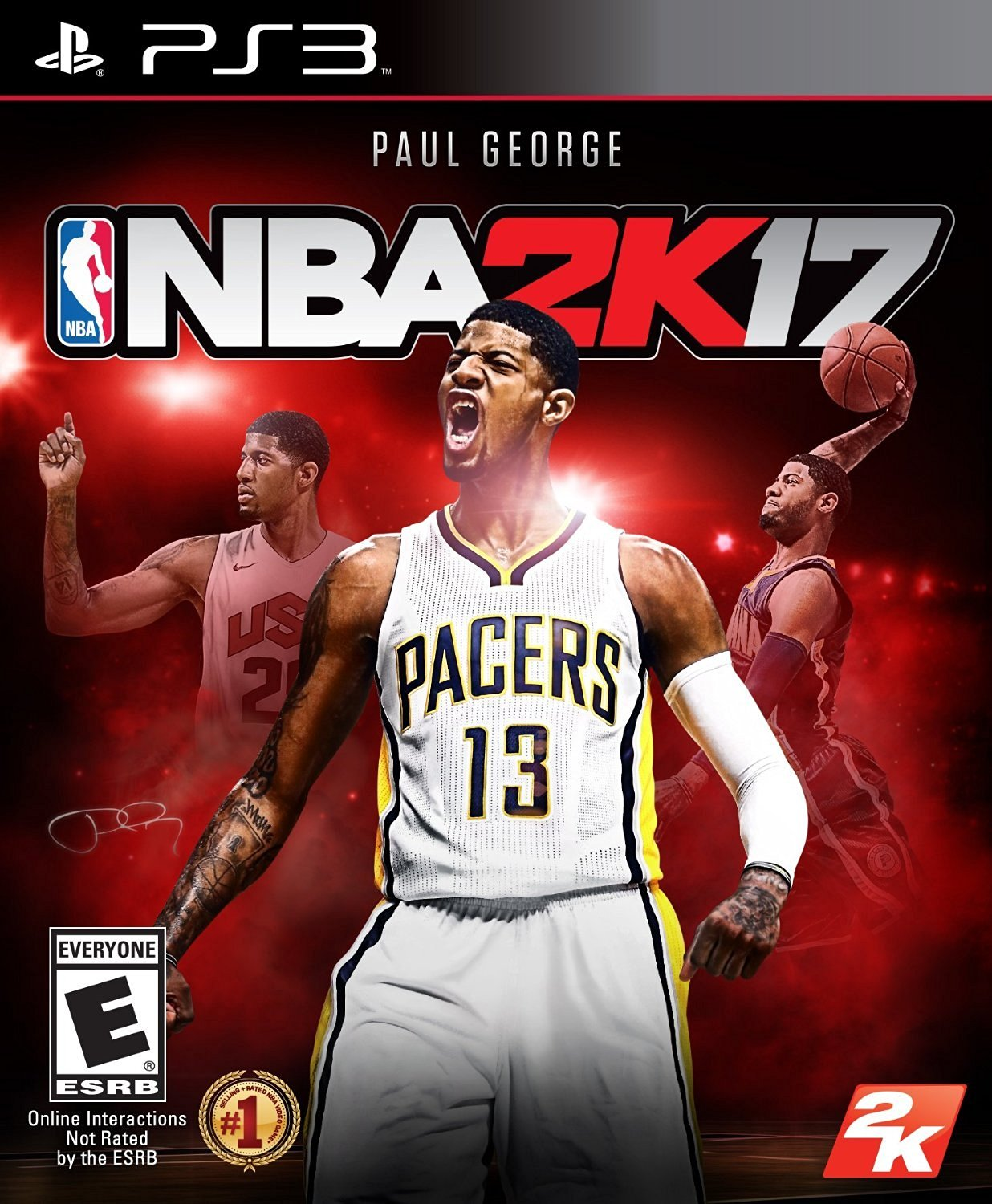 [GAMES] NBA 2K17 / DUPLEX (PS3/EUR)