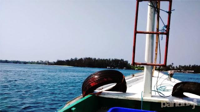 Tour laut di Karimunjawa