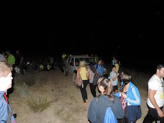 I Ruta nocturna a la Sabina, Chirivel 2015