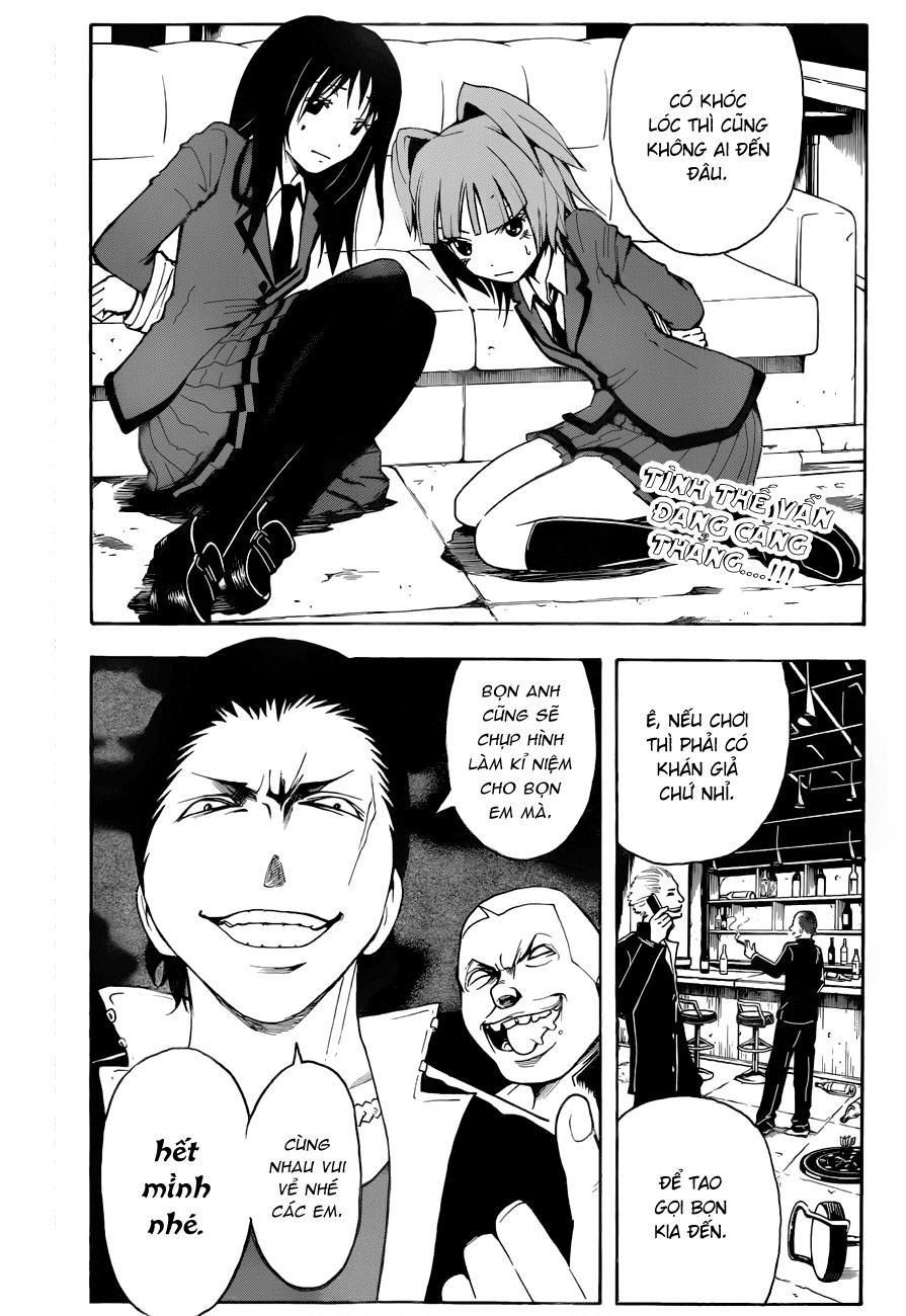 Ansatsu Kyoushitsu chap 17 trang 4