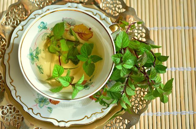 الشاي الاخضر green tea