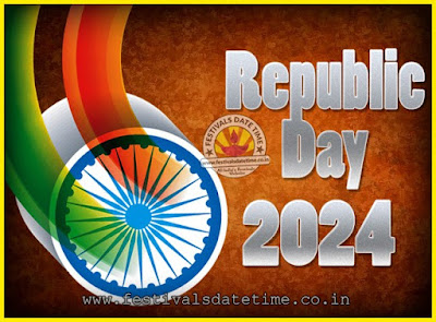 2024 Republic Day of India Date, 2024 Republic Day Calendar