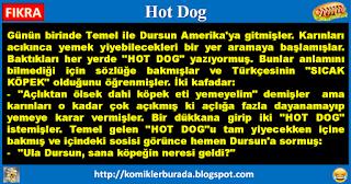 Hot Dog - Temel Fıkraları - Komikler Burada