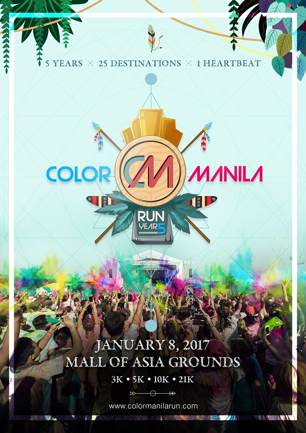 Color Manila Run Year 5