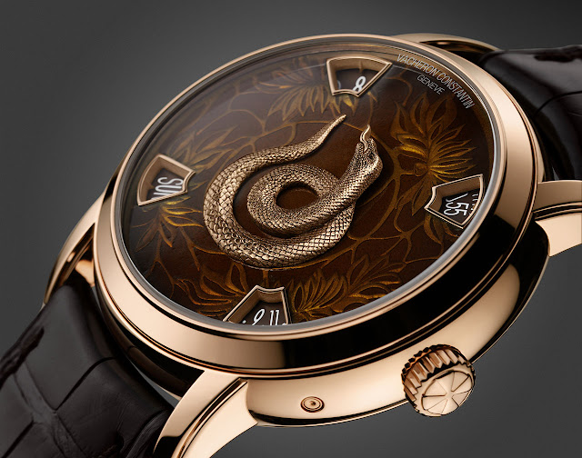 Vacheron Constantin - The Legend of the Chinese Zodiac, Year of the Snake model bronze