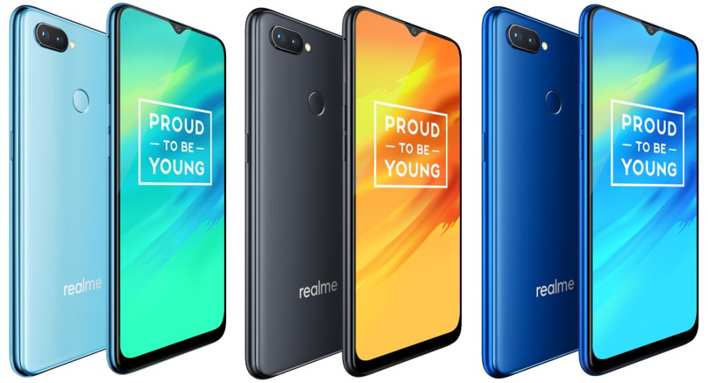 Realme 2 Pro (2018) with Features and Specs
