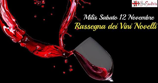 foto rassegna dei vini novelli con buySardinia- Milis 12 nov