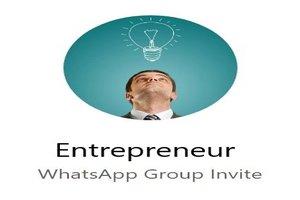 Entrepreneur WhatsApp Group Link Of 2019