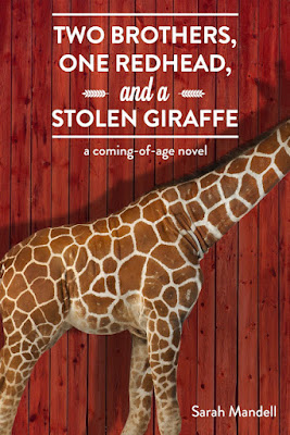 https://www.goodreads.com/book/show/29776536-two-brothers-one-redhead-and-a-stolen-giraffe?from_new_nav=true&ac=1&from_search=true