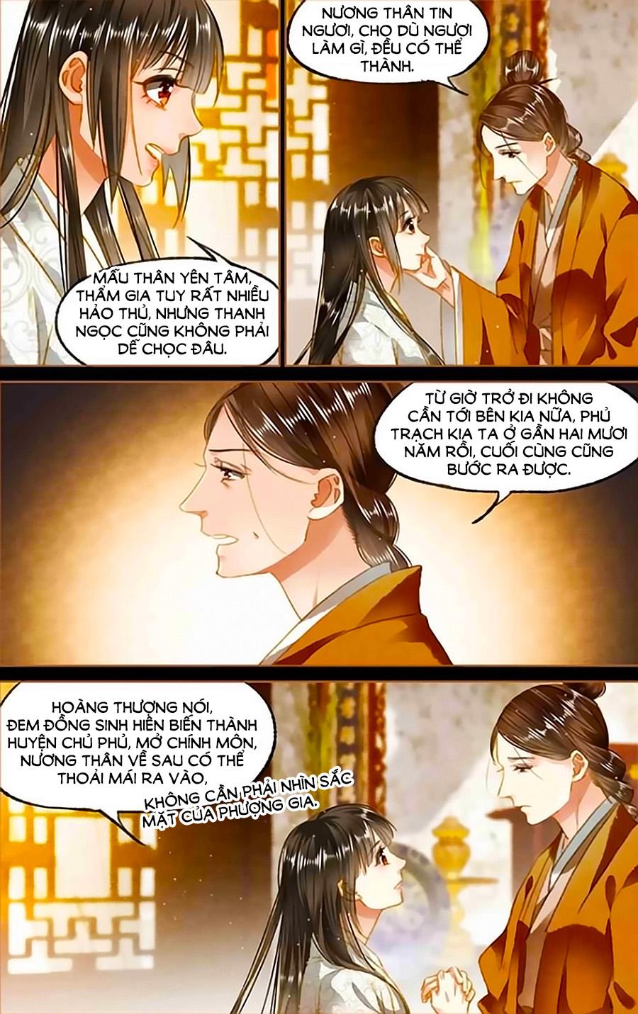 Thần Y Đích Nữ Chap 93 - Trang 2