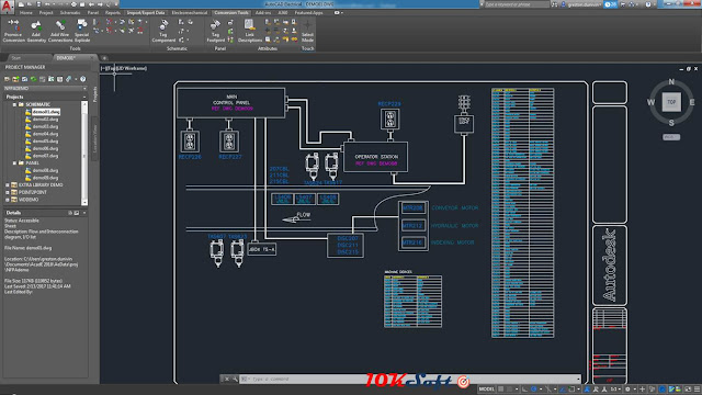 free download of electrical autocad software full version