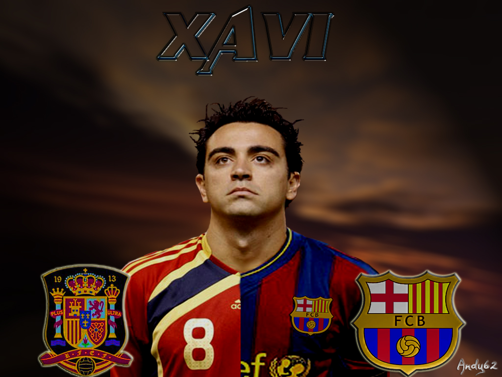 World Sports Hd Wallpapers: Xavi Hernandez Hd Wallpapers ...