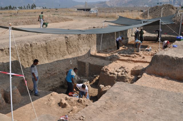 DNA from 5,000 year old bone to shed light on Anatolian history