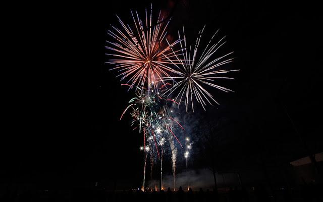 Fiestas El Milagro Illescas. Fuegos Articificiales. IMAGEN COMUNICACION ILLESCAS