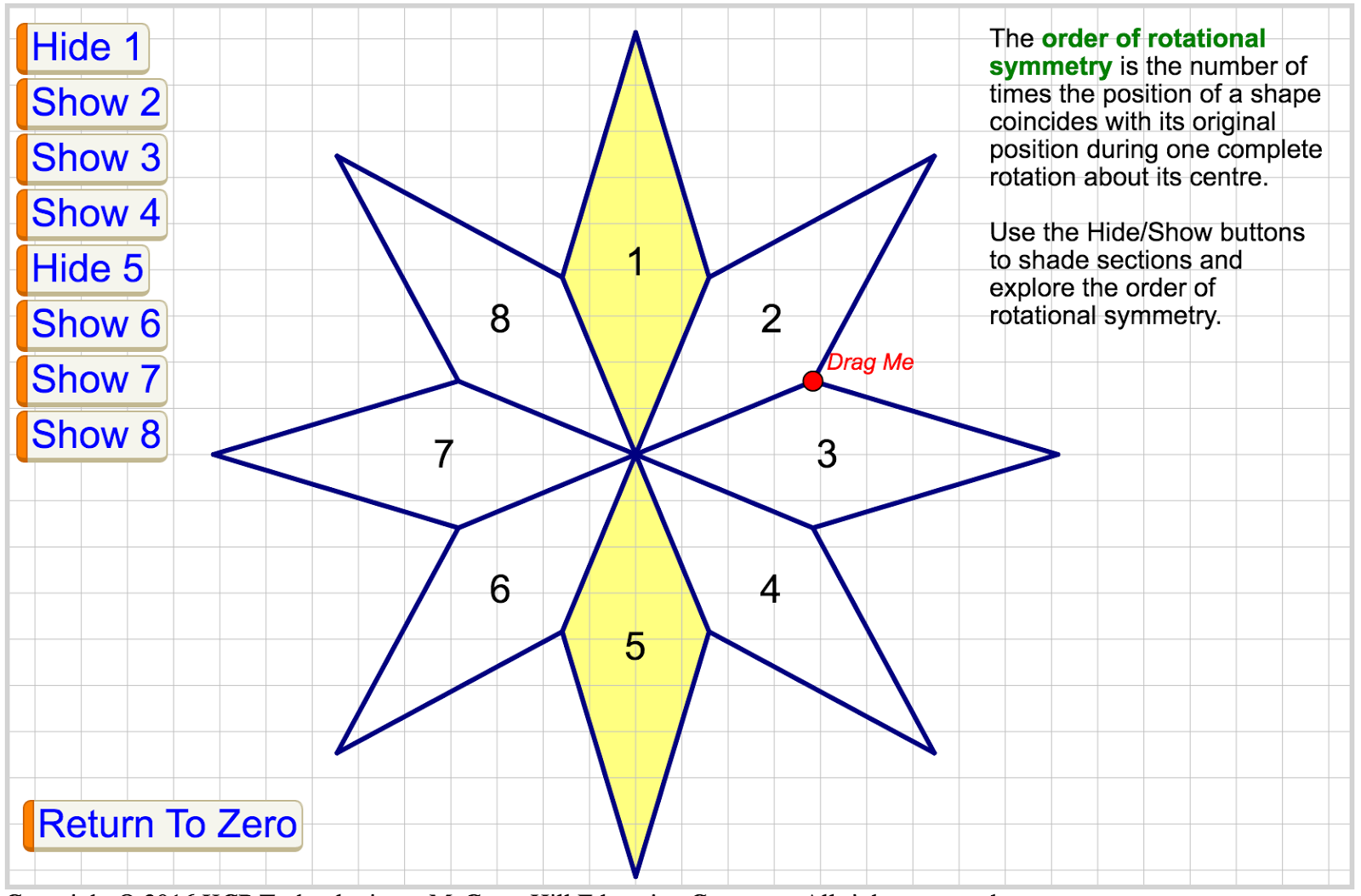 small resolution of Reflectional And Rotational Symmetry Worksheet   Printable Worksheets and  Activities for Teachers