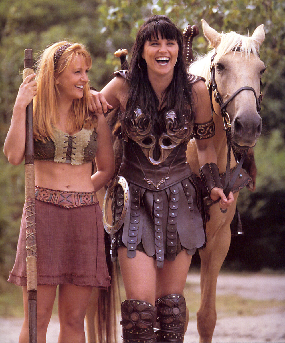 xena watch series
