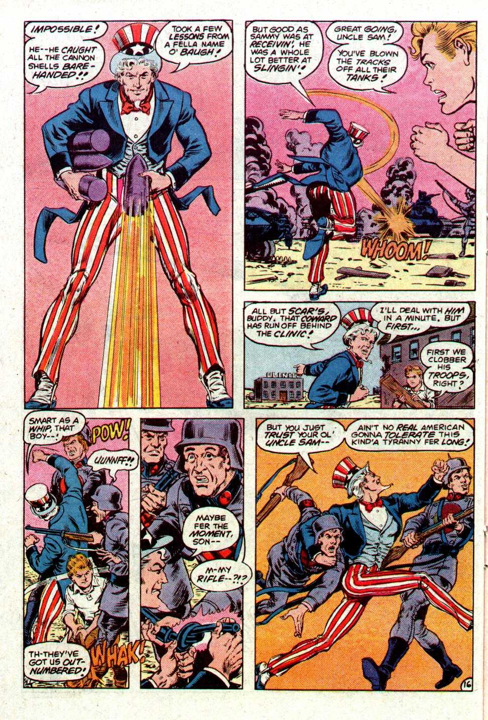 Read online Secret Origins (1986) comic -  Issue #19 - 19