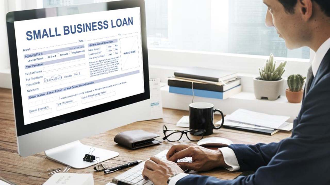 Finding Business Loans Online - Financing As Close As Your Fingertips