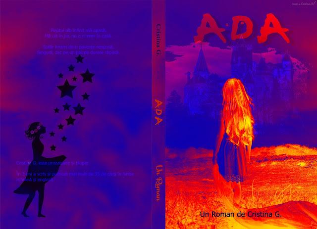 Ada este primul roman de dragoste în limba romana de Cristina G.