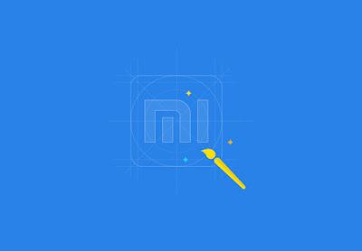 MIUI theme designer