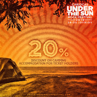 Under the Sun festival camping alkyon