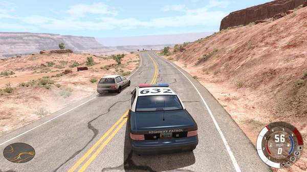 تحميل لعبة beamng drive للكمبيوتر مجانا