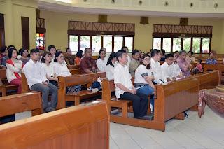 Baptis Dewasa, 12 Desember 2015