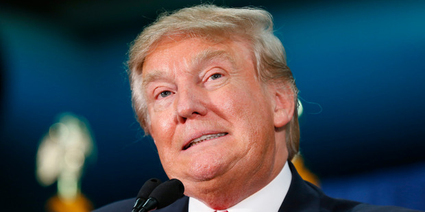 Donald Trump is the least favourably viewed presidential candidate since at least 1992