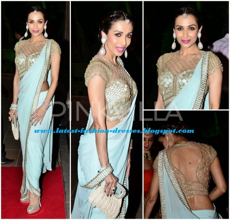 Bollywood latest saree