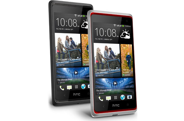 HTC Desire 600,Layar 4.5 Inci,CPU Quad-Core