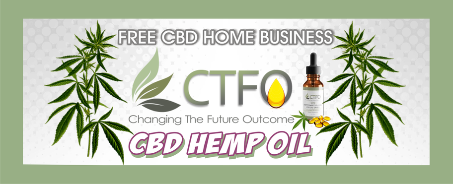 CTFO CBD Oil: CTFO***** CBD oil for Migraines