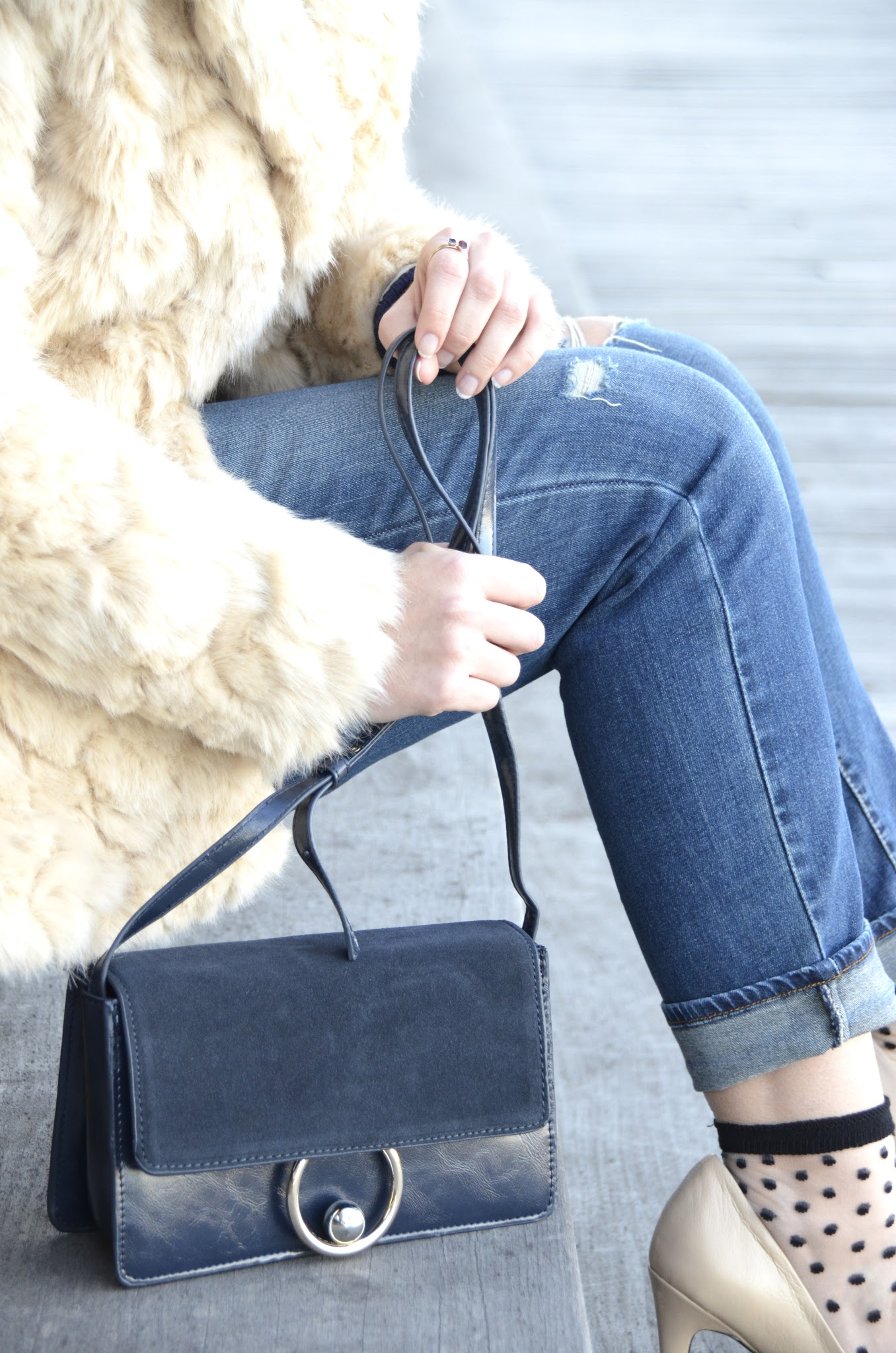 tendencia 2017 calcetines con salones