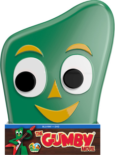 NCircle Entertainment: The Gumby Movie DVD/Blu-Ray Combo Set ~ #Review #Giveaway