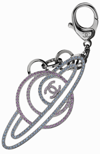 Chanel Fall/Winter 2017/2018 Collection Key Rings