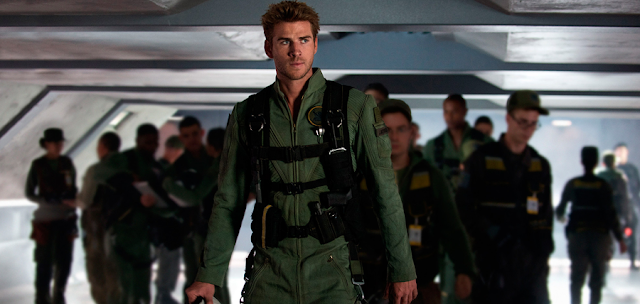 Independence Day 2: Resurgence - Liam Hemsworth