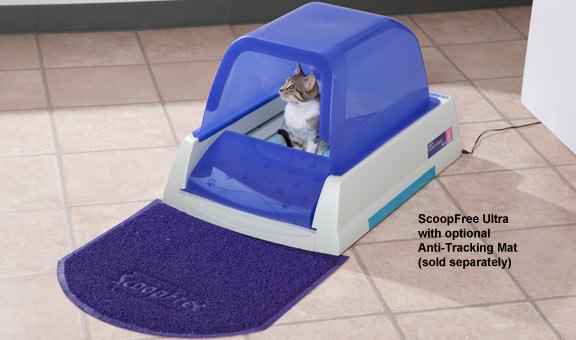 pet supplies cats scoopfree ultra self cleaning litter box purple review - Scoopfree Litter Box