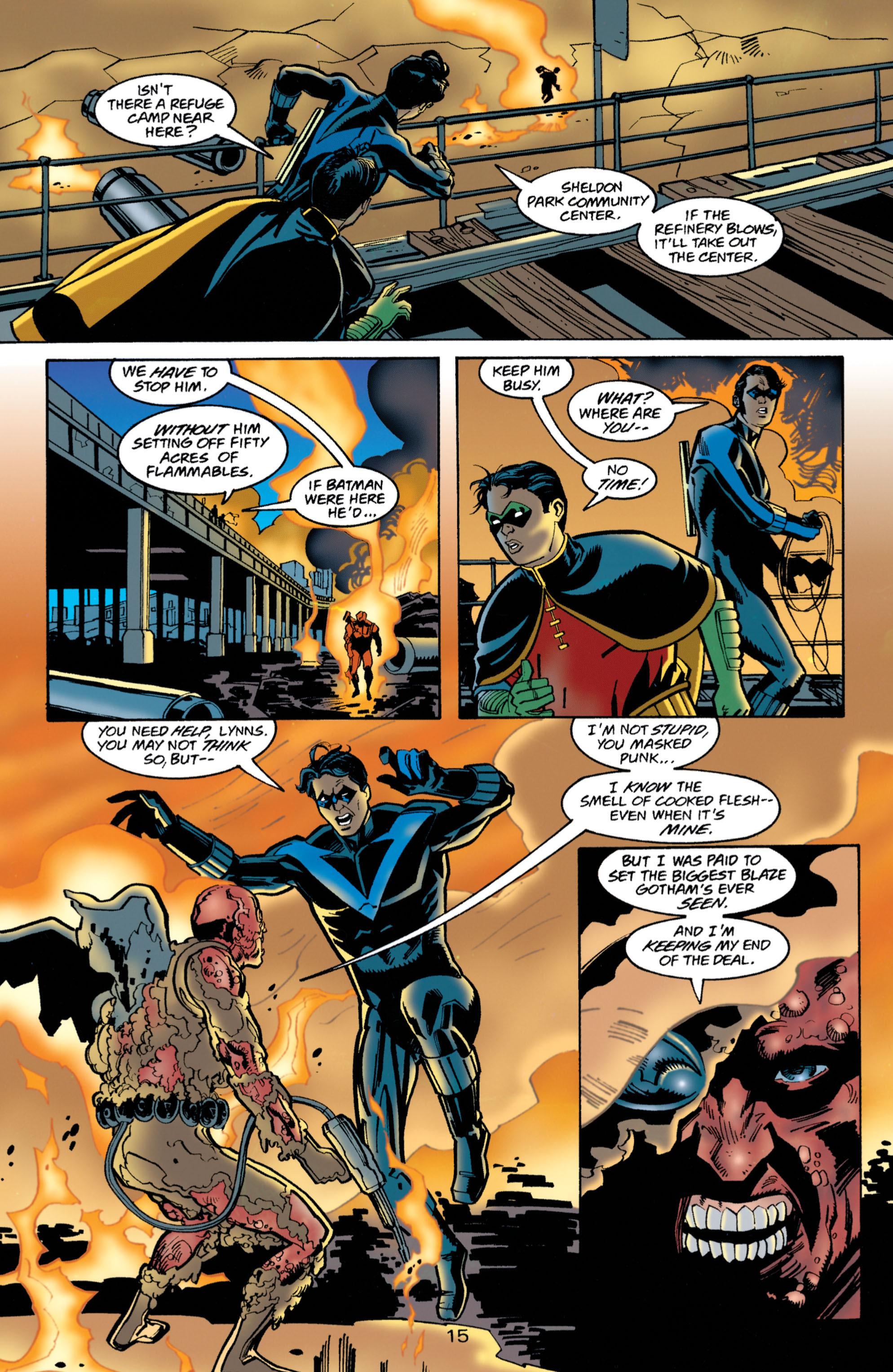 Detective Comics (1937) 727 Page 15