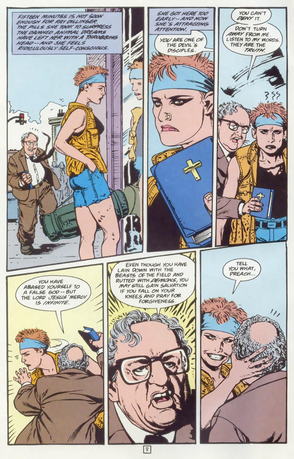 Read online Animal Man (1988) comic -  Issue #75 - 3