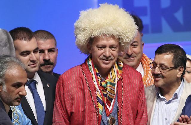 Η κοσμοθεωρητική σχιζοφρένεια της Τουρκίας