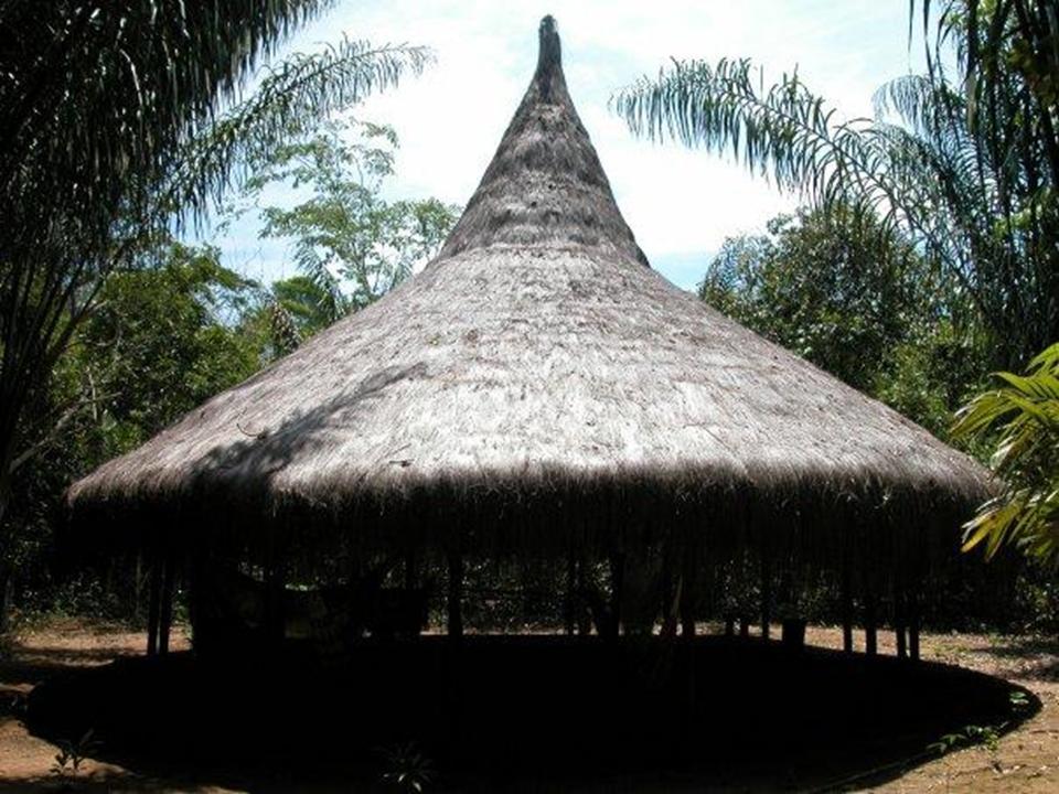 Arquitectura Ind 205 Gena Churuatas Caneyes Shabonos
