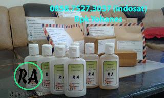 bukti pengiriman sabun jerawat ampuh john