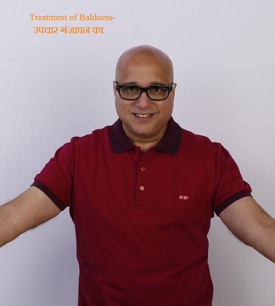 Treatment of Baldness