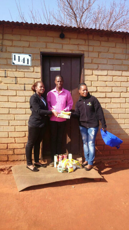 CMR Middelburg - Donation from Hollywoodbets