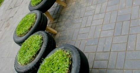 Garden Recycling Ideas