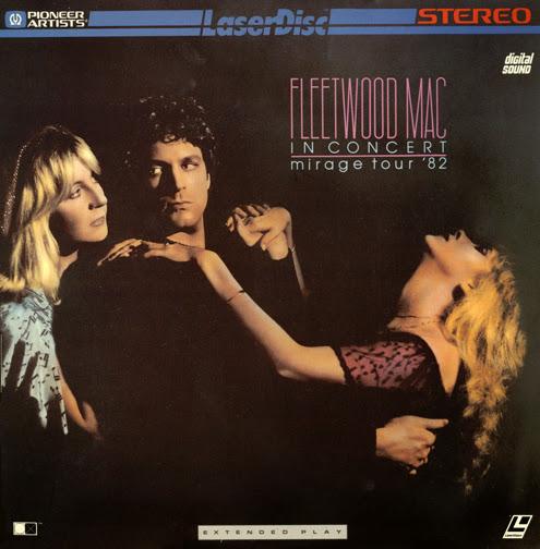 Resultado de imagen de Fleetwood Mac- Mirage Tour 1982