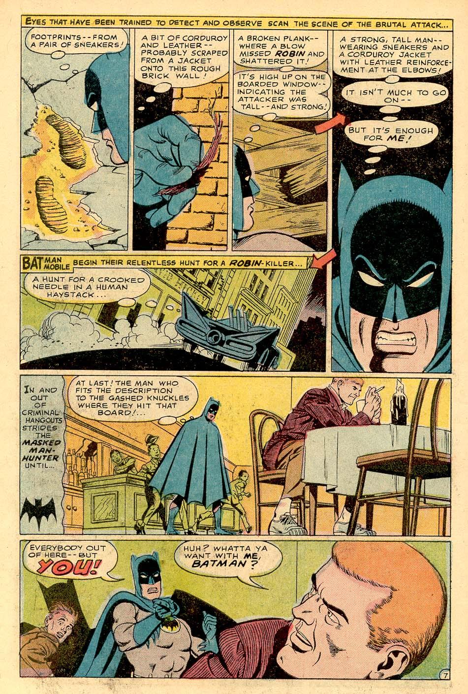 Detective Comics (1937) 374 Page 9