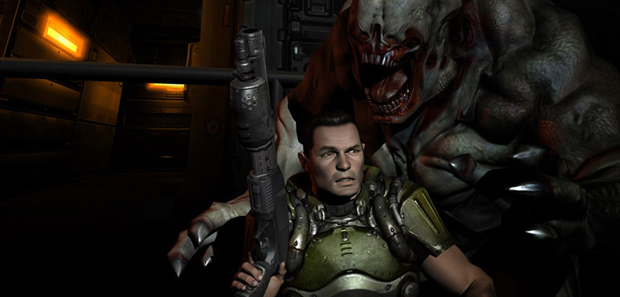 Doom 4 is Now Just called Doom, Beta Access Included with Wolfenstein The New Order Preorders