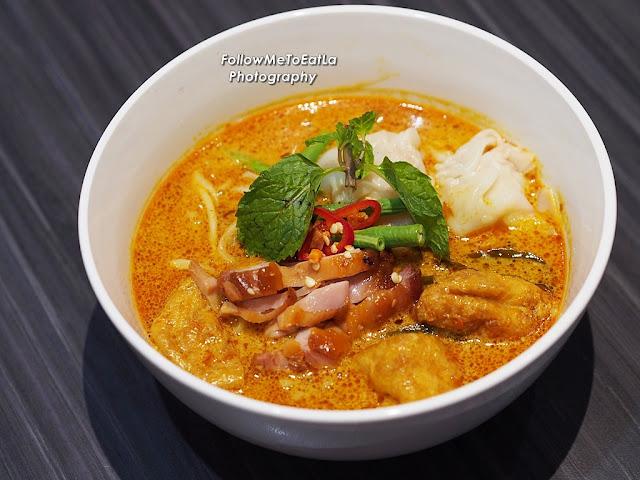Curry Laksa RM 18.90